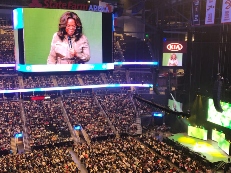 Oprah's 2020 Vision: Your Life in Focus Tour Presented by WW-11