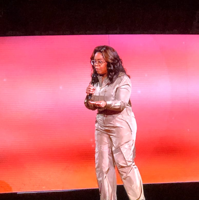 Oprah's 2020 Vision: Your Life in Focus Tour Presented by WW-8