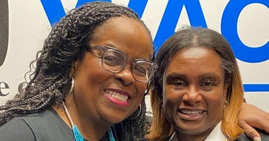 Sister Talk: Meet Deputy Fire Chief Vera Morrison
