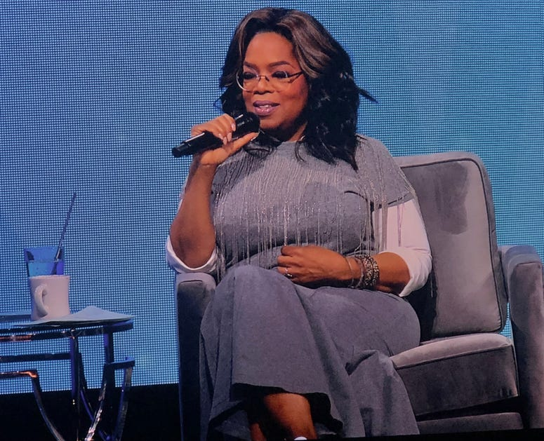 Oprah's 2020 Vision: Your Life in Focus Tour Presented by WW-23