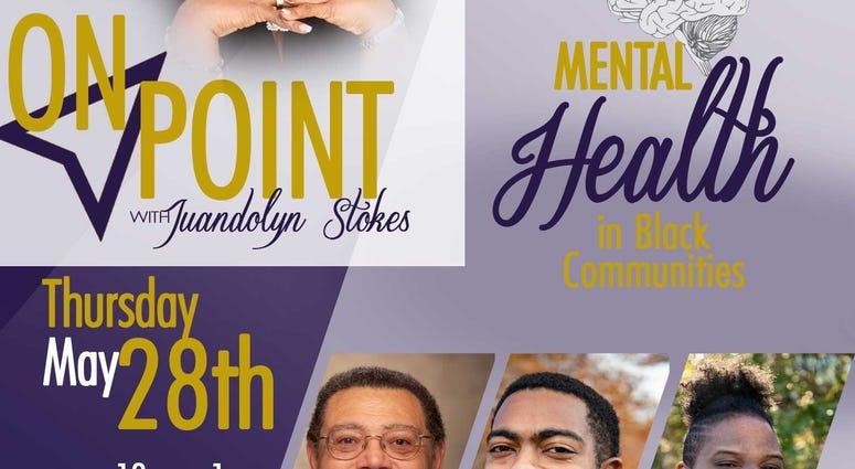WAOK and Juandolyn Stokes Presents Mental Health in Black Communities Open Forum