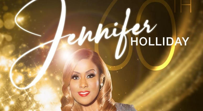 The Legendary Jennifer Holliday Celebrates Her 60th Birthday