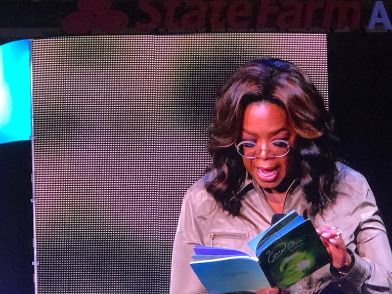Oprah's 2020 Vision: Your Life in Focus Tour Presented by WW-10