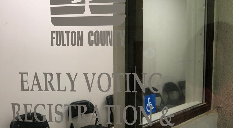 Early Voting Polling Location