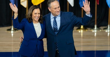 Sen. Kamala Harris and Att. Doug Emhoff