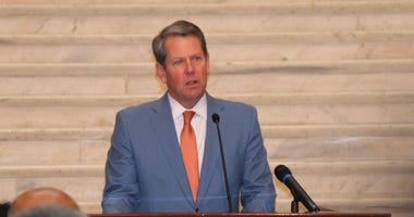 On Monday Georgia Governor Brian Kemp announced that some businesses would be allowed to reopen