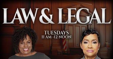 Law & Legal with Judge Glenda Hatchett Premiered on WAOK