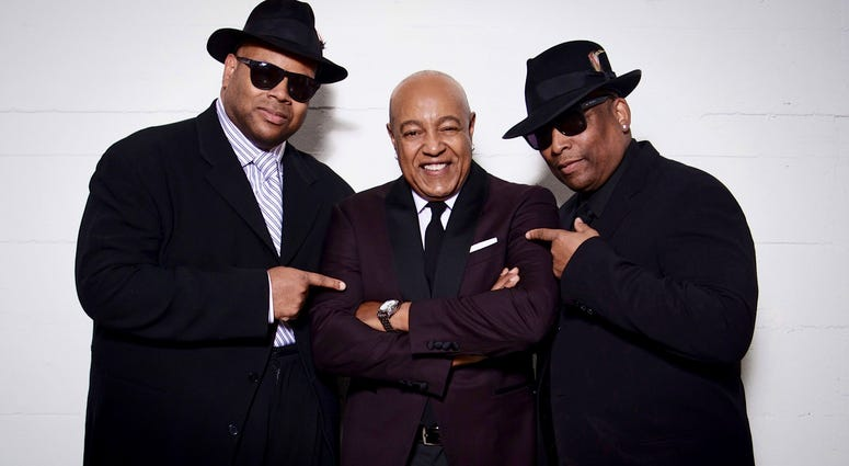 Peabo Bryson released a new album in August to relaunch Jimmy Jam & Terry Lewis' Perspective label.