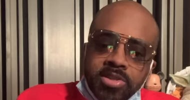 "Grammy winning music producer Jermaine Dupri says ""they want us to die."" He pleads with Atlanta to stay at home during pandemic."