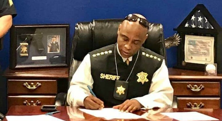 Sheriff Victor Hill