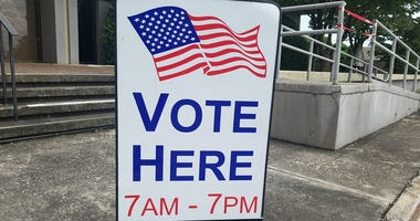 Early voting is underway in Georgia for the November 6 election