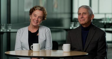 Dr. Fauci's wife gives rare interview: Pandemic has been 'rough' on our family