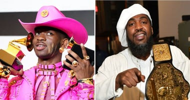 Pastor Troy and Lil Nas X