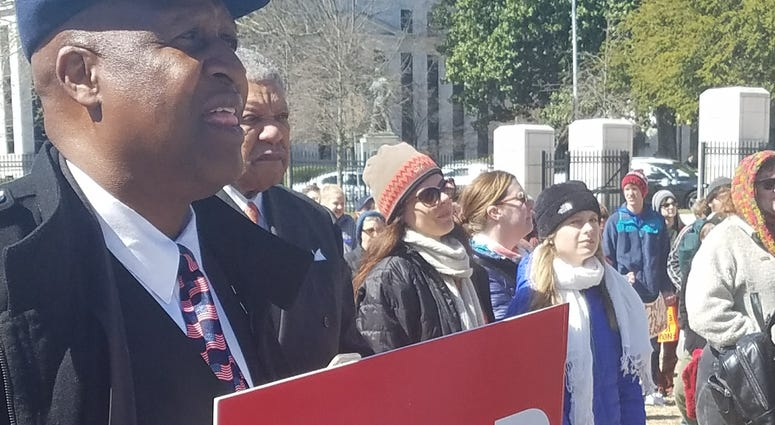 Stop School Shootings Now Rally at the Capitol