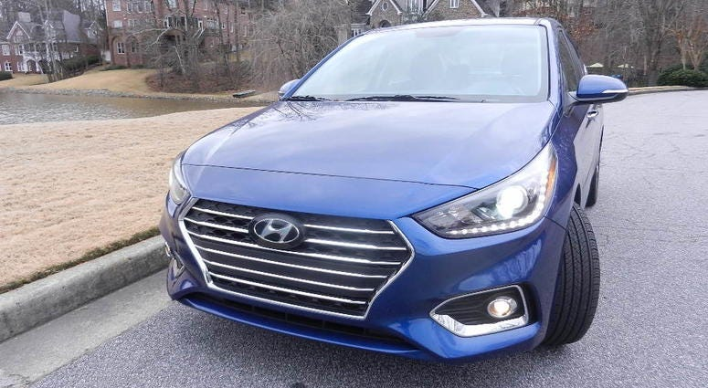 Hyundai Accent Limited