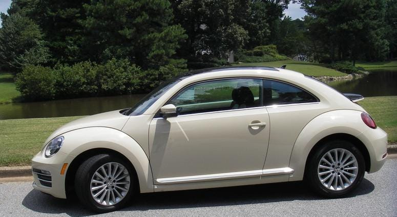 VW Beetle 2.0T