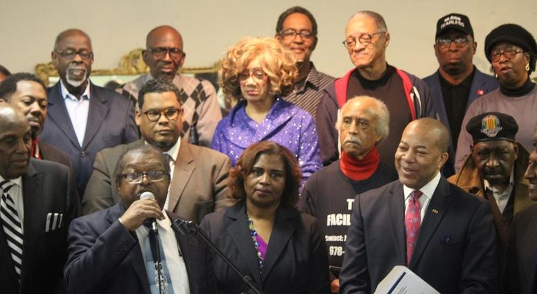 Press Conference regarding the Fulton County Commission stopping federal funding in South Fulton-2