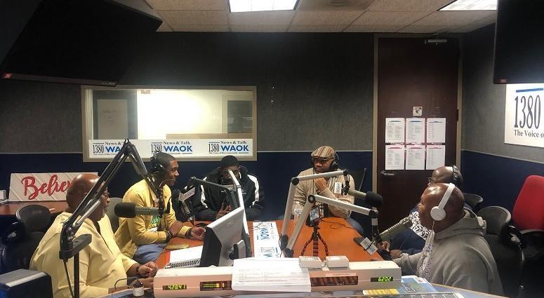 Derrick Boazman host new segment Barbershop Talk
