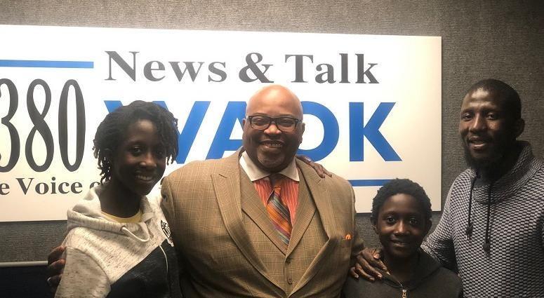 DB with Kwasi, Nana, Kofi Agyemang