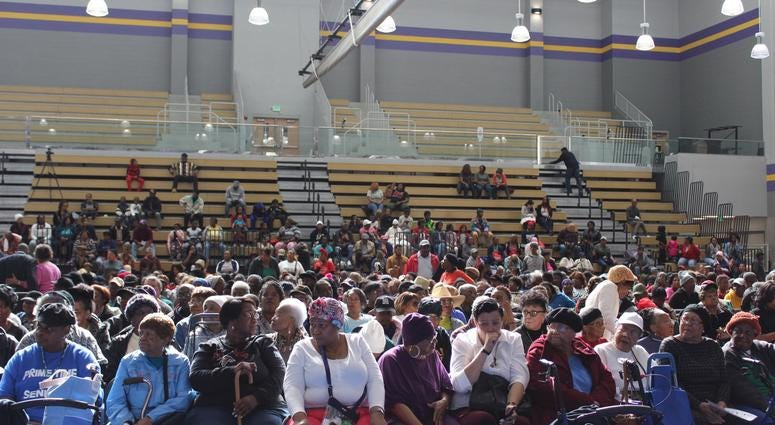 "Tip ""T.I."" Harris 14th Annual Thanksgiving Turkey Giveaway for Atlanta Seniors"