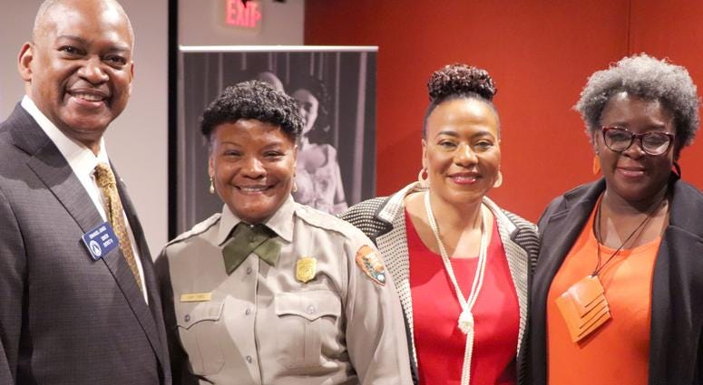 The King Center Press Conference for 34th Anniversary of King Holiday-16