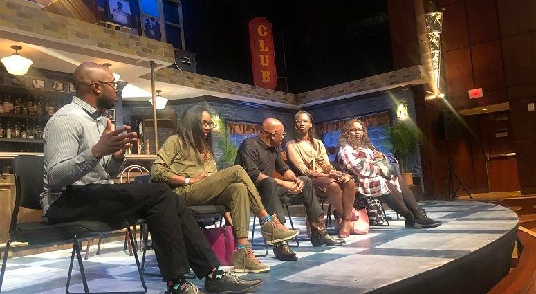 A Day of the Arts Panelist