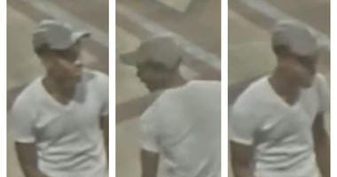Atlanta police say are looking for this man in connection to the shooting that injured 4 females on the campus of Clark Atlanta University