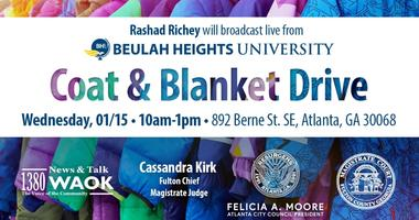 Coat and Blanket Drive is Back this Winter Season