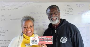 Hosea Helps Annual Thanksgiving Drive