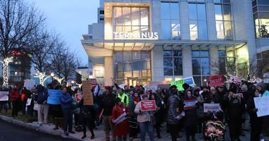 Atlanta Impeachment Protest-5