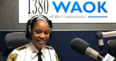 Rashad Richey Radio Exclusive: Melody Maddox, Soon To Be The First Woman Sheriff of DeKalb, Talks Building Trust