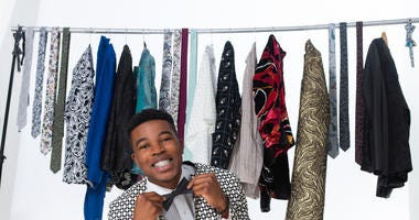 Young Entrepreneur Discusses Starting his Own Fashion Line