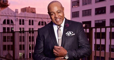 Singer Peabo Bryson is a double Grammy and double Oscar winner