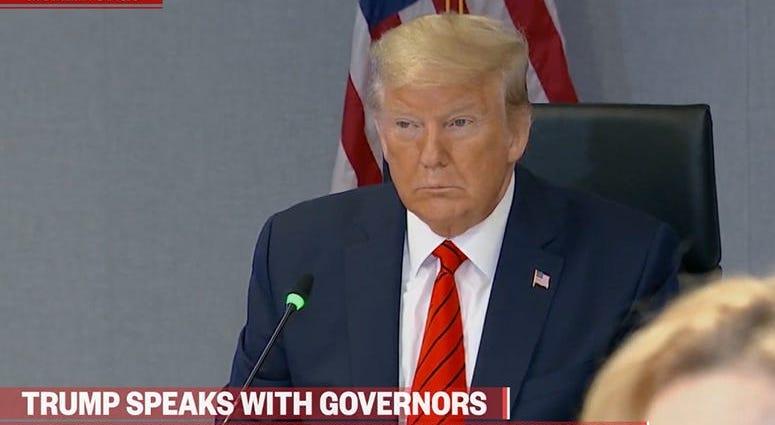 Donald Trump FEMA