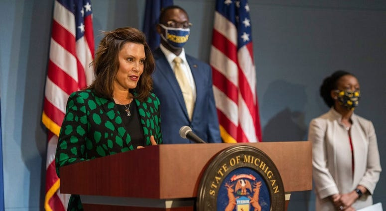 Michigan Gov. Whitmer Declares Racism Public Health Crisis, Launches Black Advisory Council