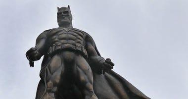Batman Satue