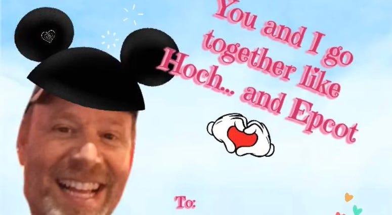 Hoch Valentines Day Meme