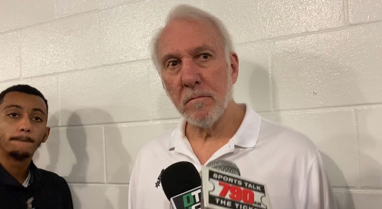 Gregg Popovich Before Heat-Spurs