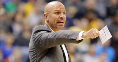 Jason Kidd is reportedly among the candidates to become the next head coach of the Los Angeles Lakers.