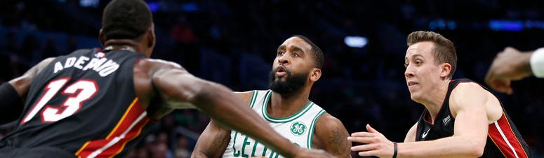 Miami Heat Boston Celtics