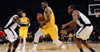 Xmas NBA