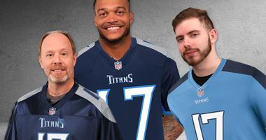 titans jersey