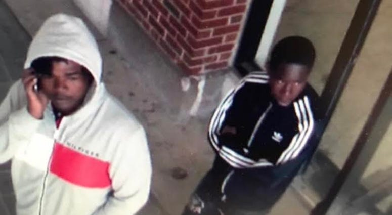 2 Wanted In Shooting At Red Line Argyle Station