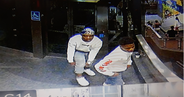 Chicago police are looking for three people wanted in connection with a robbery and aggravated battery on a CTA platform last week in the South Loop.