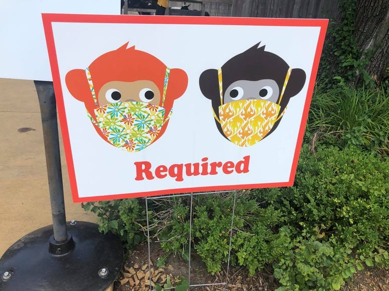 Brookfield Zoo Face Mask Requirement
