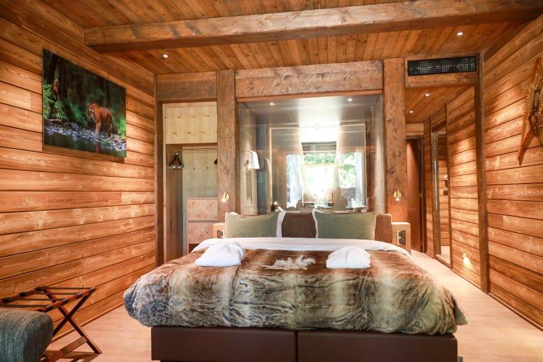 The Tiger House at Pairi Daiza Resort