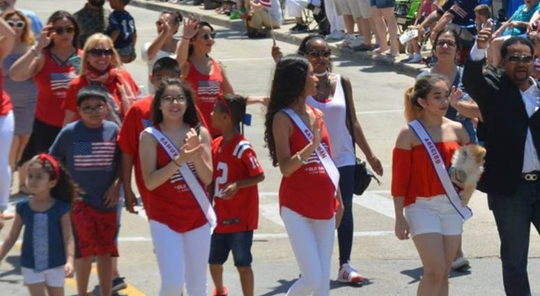 Aurora Puerto Rican Heritage Parade and Festival