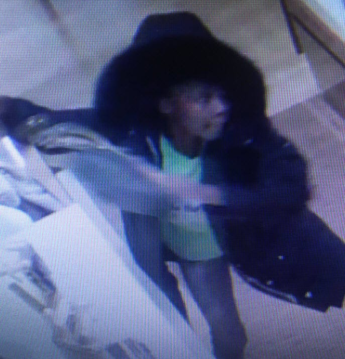 Surveillance image of a suspect wanted for stealing Louis Vuitton purses Oct. 16, 2019, at Northbrook Court, 1515 Lake Cook Road in Northbrook.