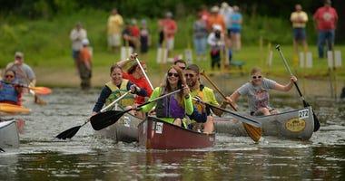 Mid-American Canoe & Kayak Race