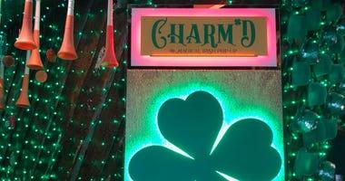 Charm'd Bar, Chicago's first Irish pop-up